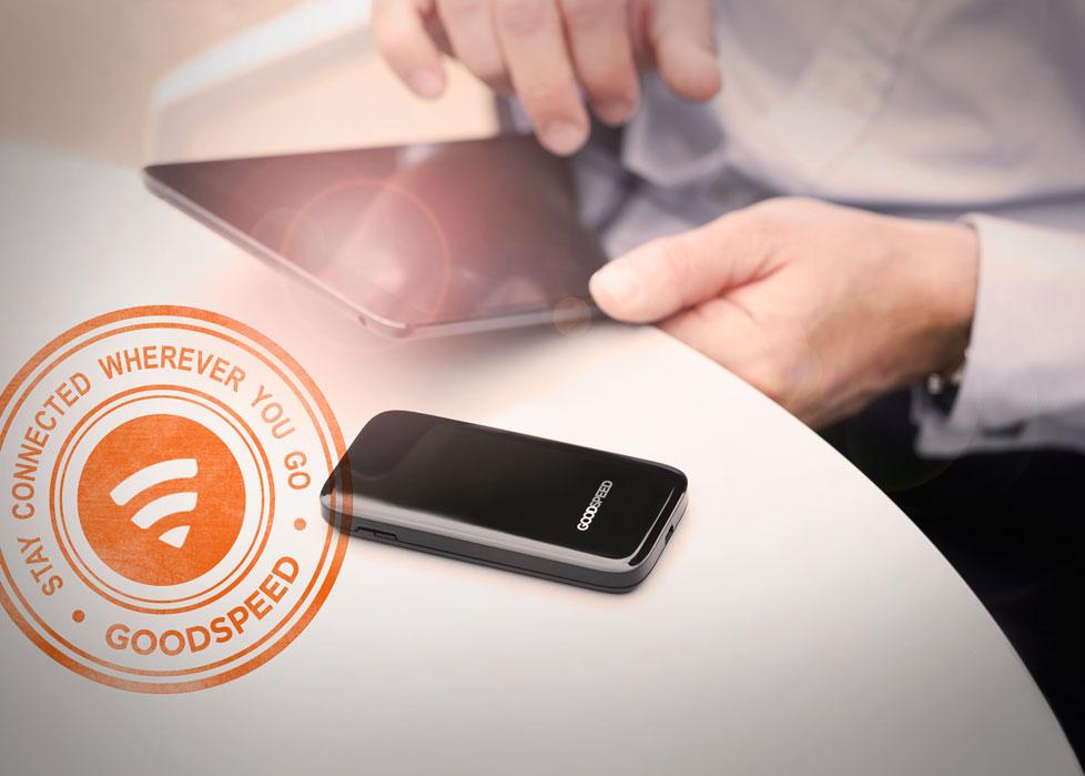 Global mobile data for international traveler   Goodspeed